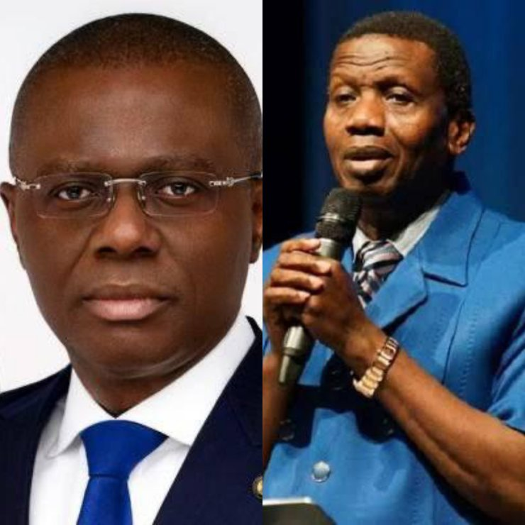 PHOTOS: RCCG Pastors And Youths Go Bald To Honour Late Pastor Dare Adeboye