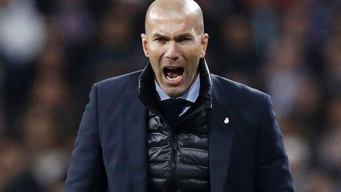 FRESH: Zinedine Zidane Resigns As Real Madrid Head Coach