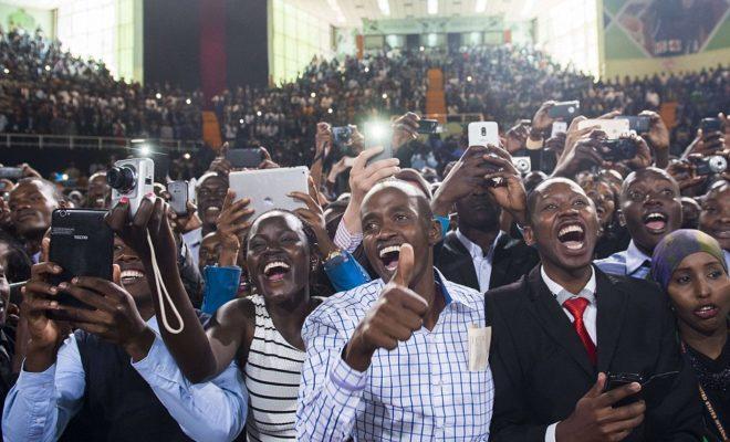 Nigerians; Optimists Without Confidence