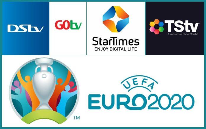 #EURO2020: Vexed By DStv's Price