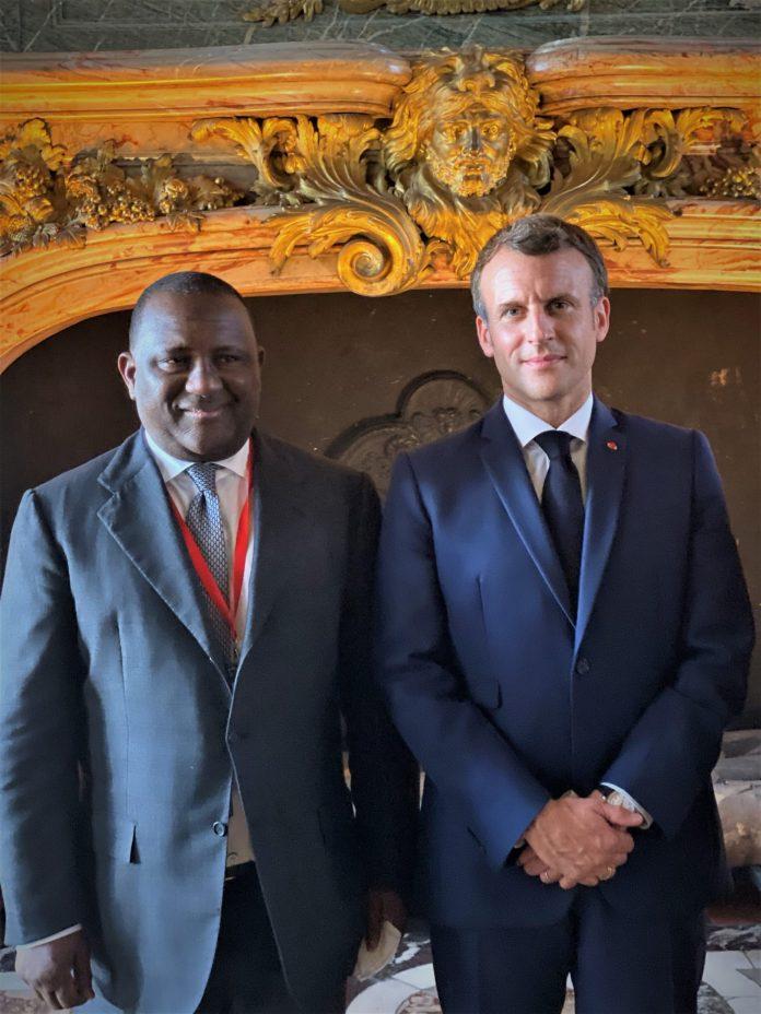 President Macron inaugurates France-Nigeria Business Council......As BUA's Abdul Samad Rabiu Is Appointed Inaugural President