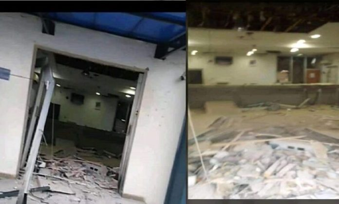 BREAKING: Many Feared Dead As Robbers Attack Banks And Police Stations In Osun