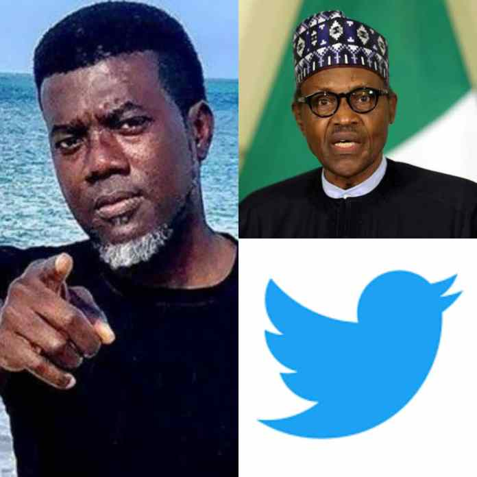 What Are You Still Doing On Twitter Platform - Reno Mocks Buhari's Government