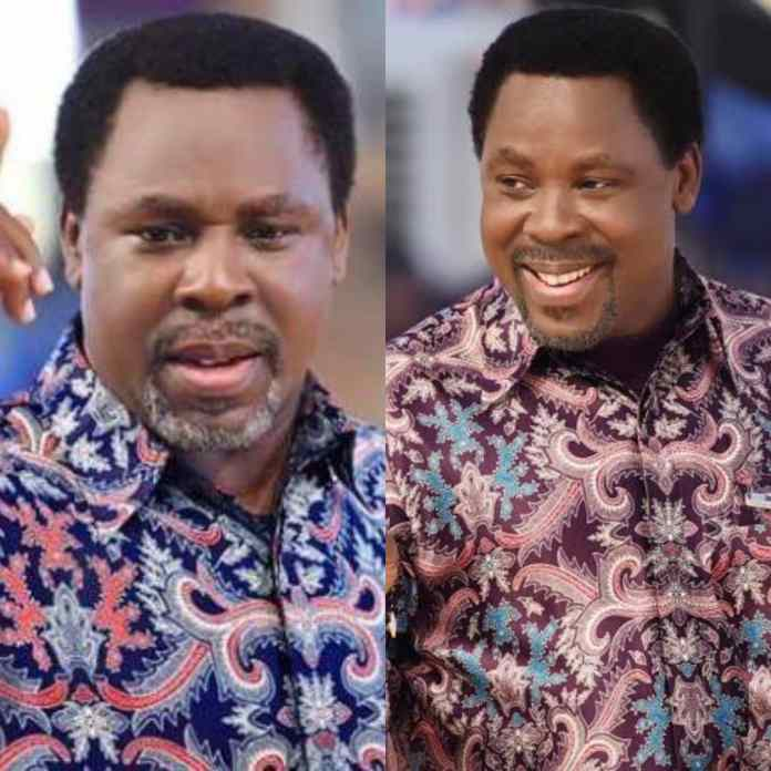REVEALED!!! Watch As Prophet TB Joshua Predicted His Death