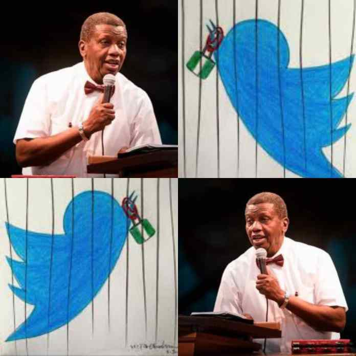BREAKING: Pastor Adeboye Says Redeemed Church Will Not Comply With #TwitterBan