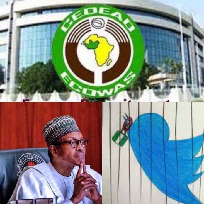BREAKING: ECOWAS Court Serves Buhari Hearing Notice Over #TwitterBan