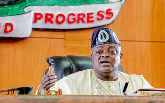 JUST IN: Lagos Assembly Speaker, Obasa Wants Ritualists Punished By Bill