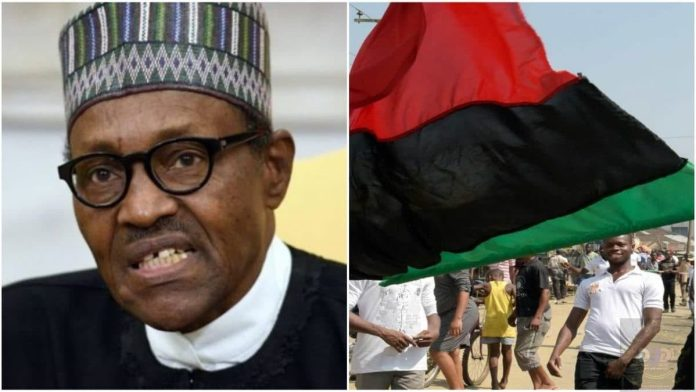 Reactions As Buhari Declares War On IPOB But Ignores Boko Haram And Kidnappers