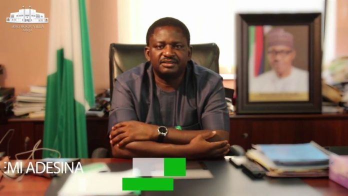 Buhari Spacial Adviser.....What Does Femi Adesina Know?