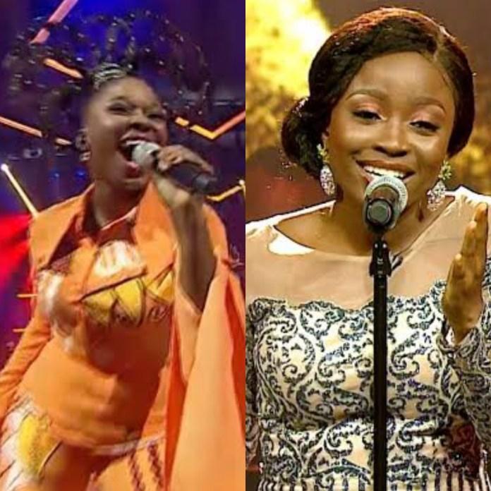 BREAKING: Esther Benyeogo Wins The Voice Nigeria Season 3