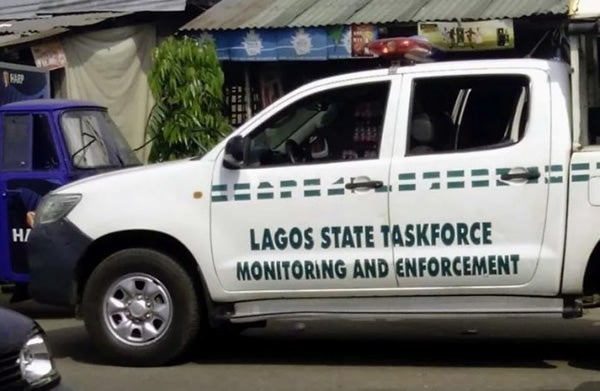How Corrupt Task Force How Corrupt Task Force Officers Extort, Intimidate Truckers At Apapa Ports