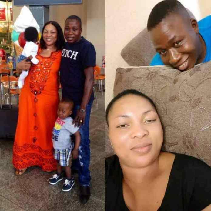 BREAKING: Panic As Unknown Gunmen Kidnap Sunday Igboho's Wife [DETAILS]