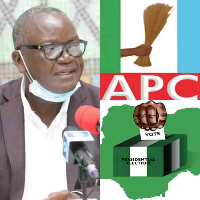 BREAKING: Gov Ortom Says APC Is Plotting To Rig 2023 Elections