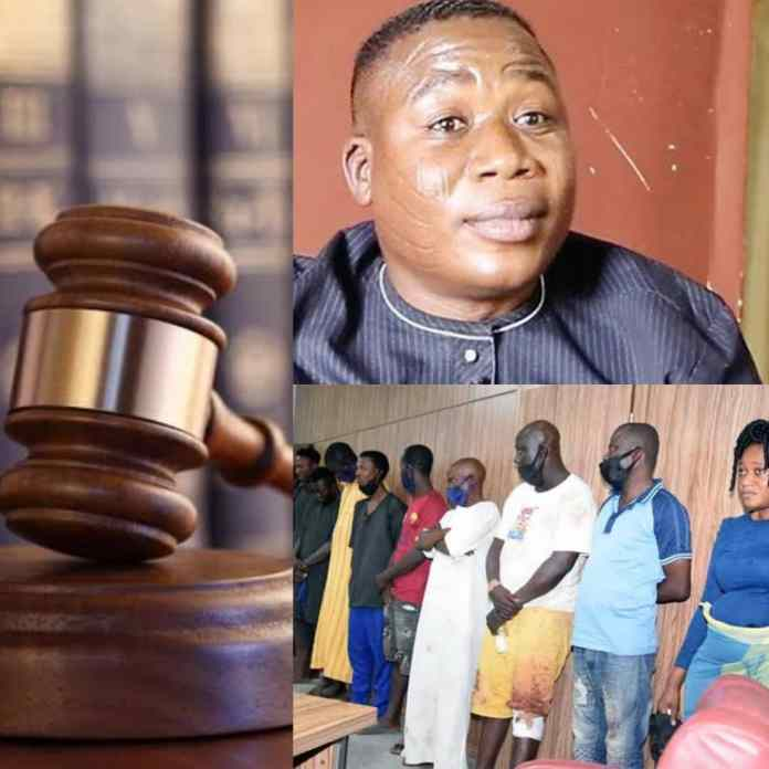 High Court Fixes Sunday Igboho Aides' Trial For #EidKabir2021 Day