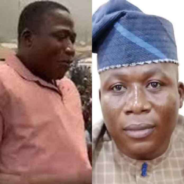 BREAKING: #YorubaNation Agitator, Chief Sunday Igboho Arrested In Benin Republic