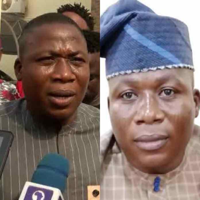 HAPPENING NOW!!! Sunday Igboho's Trial Adjourned Till Monday