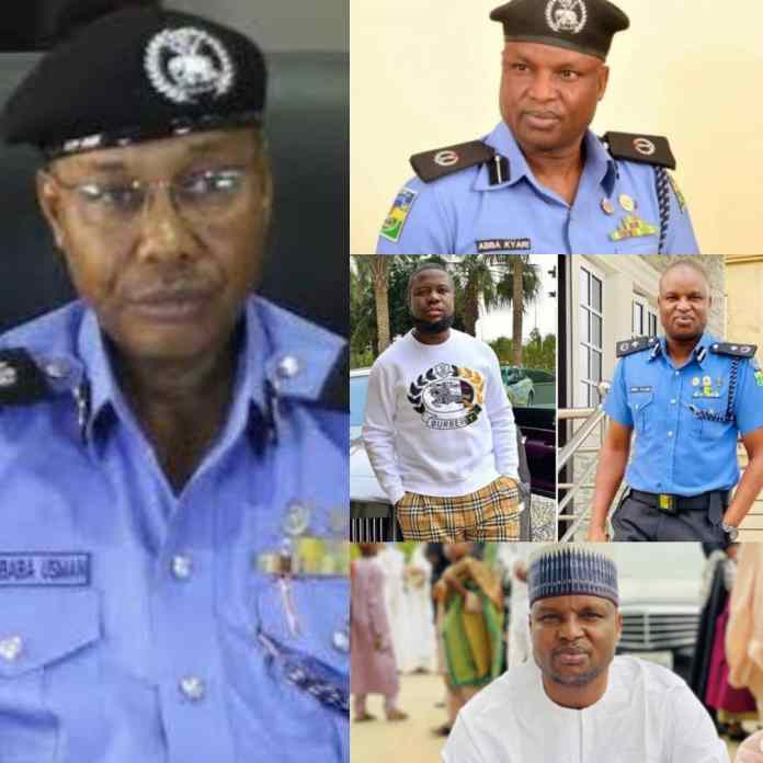 BREAKING: IGP Usman Baba Orders Probe Of Alleged Collaboration With Hushpuppi