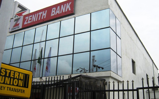 Zenith Bank Maintains Dominance To Emerge As Best Commercial Bank In Nigeria