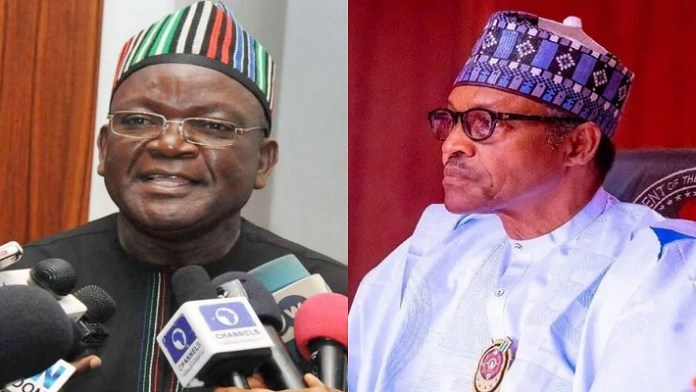 PMB Is The Worst President In Nigeria.........,Says Governor Ortom