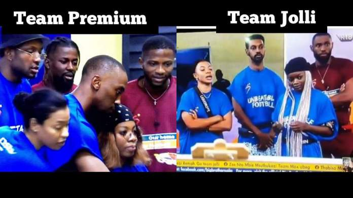 #BBNaijaShineYaEye: Team Premium And Team Jolli Wins N3Million