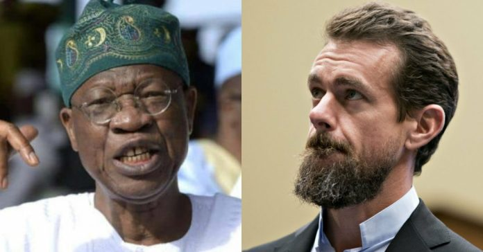EXPOSED!!! Video Of Lai Mohammed Trends As He Reportedly Sneaks Out Of Nigeria To Meet Jack Dorsey Over #TwitterBan