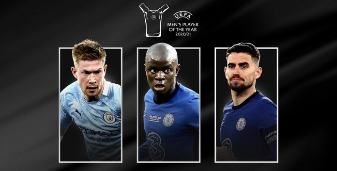 BREAKING: CR7 And Messi Out As 2 Chelsea Players Make Final Three For EUFA Player Of The Year Award