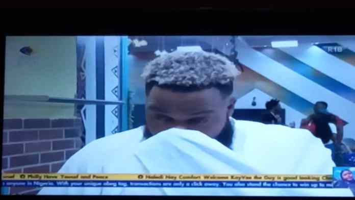 BREAKING: WhiteMoney Breaks Down In Tears After Evictions [VIDEO]