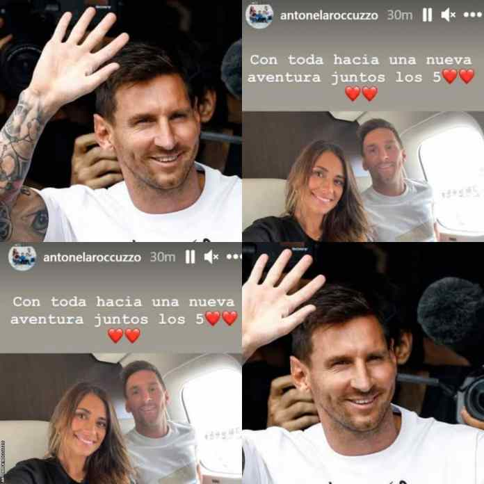 Dozens Of Reactions On Twitter As PSG Confirm Lionel Messi Signing