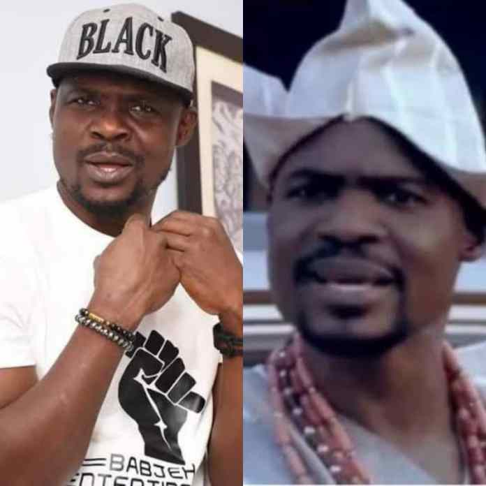 JUST IN: Embattled Baba Ijesha Returns To Movie Location Amidst Ongoing Trial