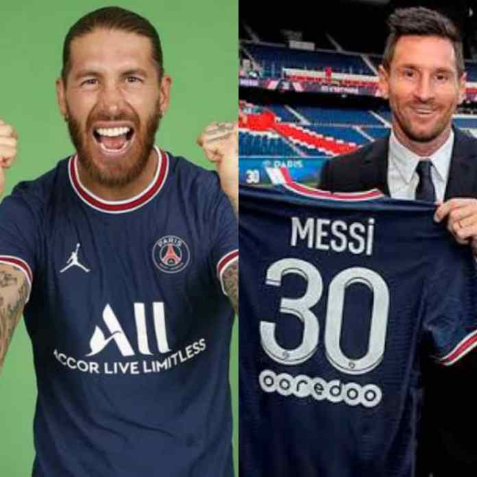 RIVALS TURN FAMILY: Sergio Ramos Lure Lionel Messi After PSG Move