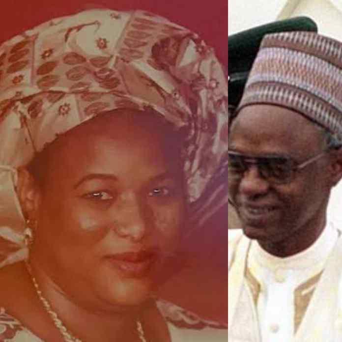 BREAKING: Wife Of Ex-President Of Nigeria Dies Of #COVID-19