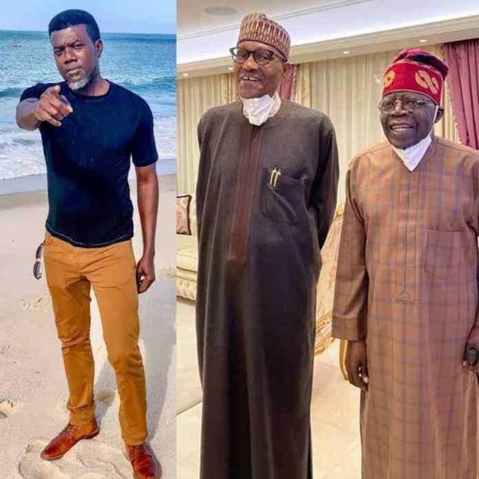 Reno Okokri Says Buhari Is Irresponsible, See Reasons
