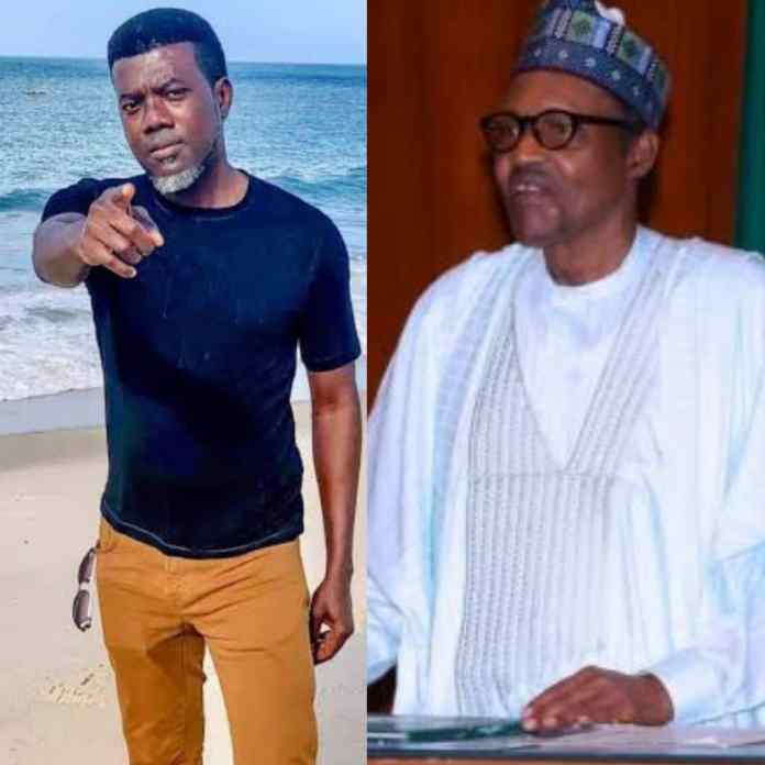 There Is No Difference Between Buhari's Govt And Taliban In Afghanistan, Reno Omokri Alleges