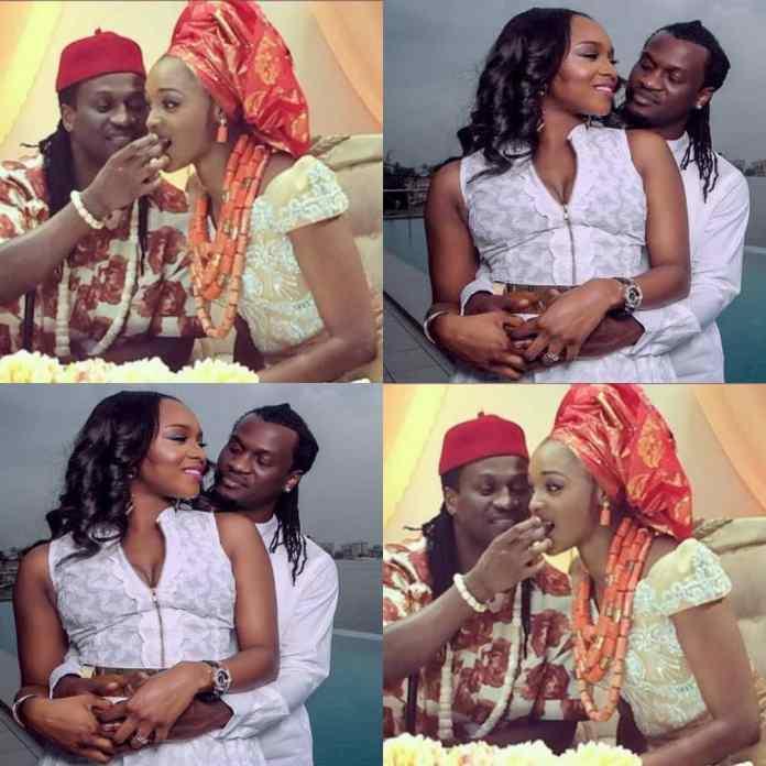 BREAKING: Anita Okoye Divorces Psquare's Paul Okoye [SEE DOCUMENT]