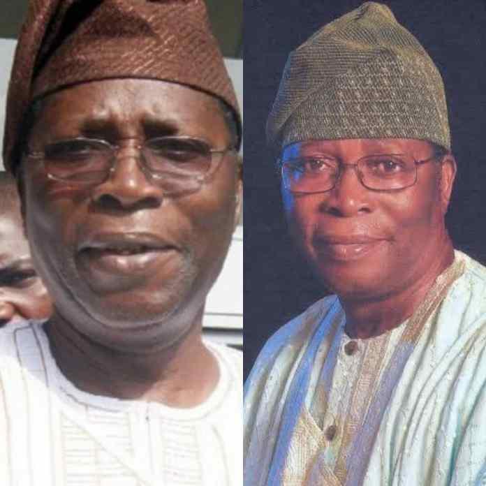 BREAKING: General Adetunji Olurin, Former Military Gov Of Oyo State Is Dead
