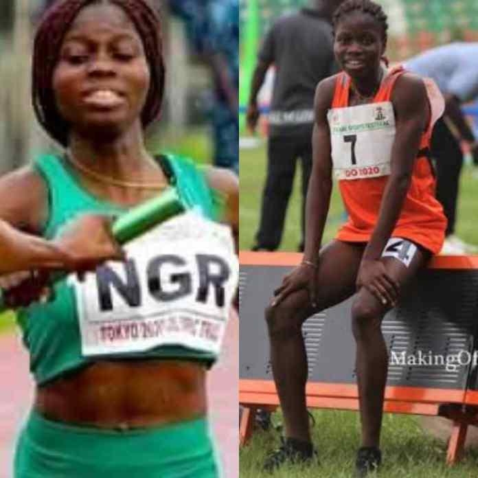 BREAKING: Nigeria Omaobong Nse Uko Wins 400m Gold At World U-20 Athletics Championship [VIDEO]