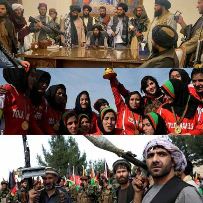 FRESH: Sport Bodies Call For Rescue Of Afghanistan Female Players From Taliban