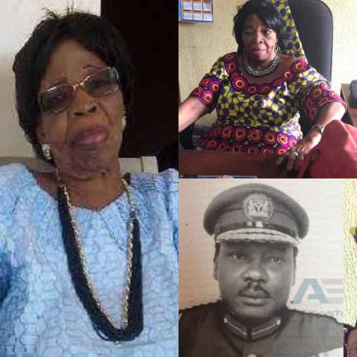 BREAKING: Nigeria's Former First Lady, Victoria Aguiyi-Ironsi Is Dead