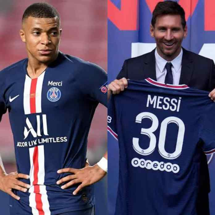Mbappe Leaves PSG For Madrid After Messi Arrival