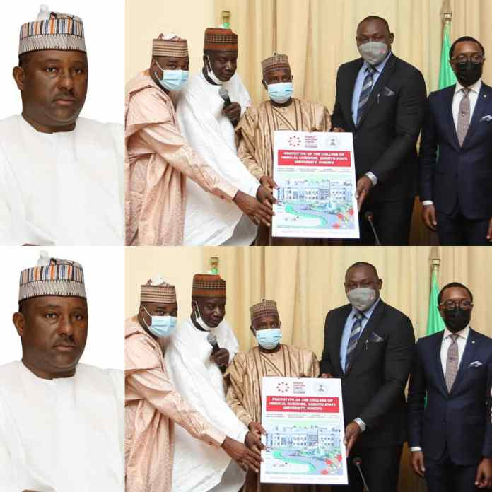 Sokoto State University College Of Medical Sciences To Be Equipped With 2.5bn ASR Africa Tertiary Health Grant
