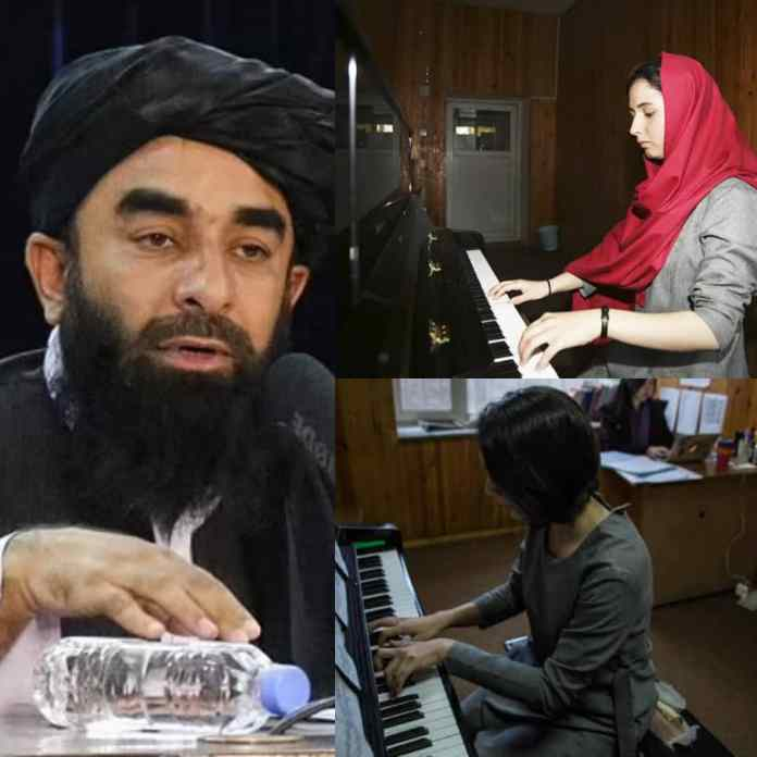 Taliban Leader Says Music Will Be Banned In Afganistan
