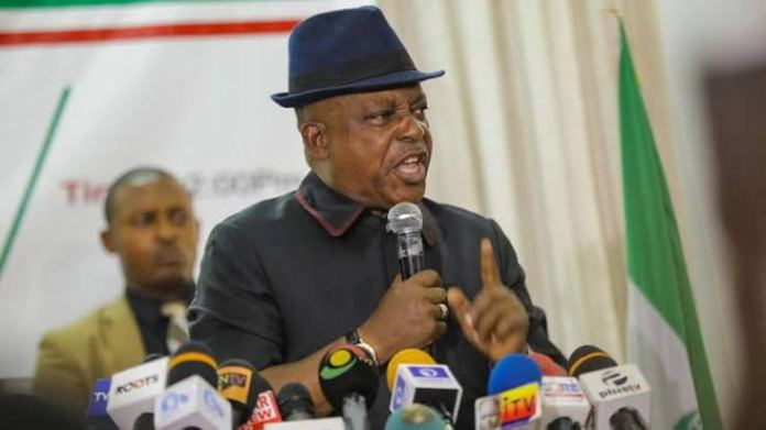 JUST IN: Uche Secondus Vows Not To Resign As PDP Chairman