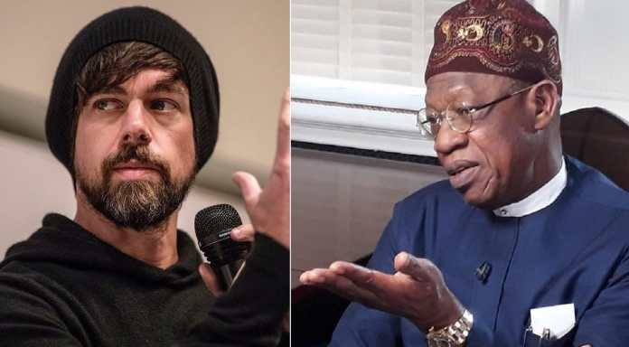 FRESH: Lai Mohammed Speaks On Sneaking Out Of Nigeria To Meet Jack Dorsey Over #TwitterBan