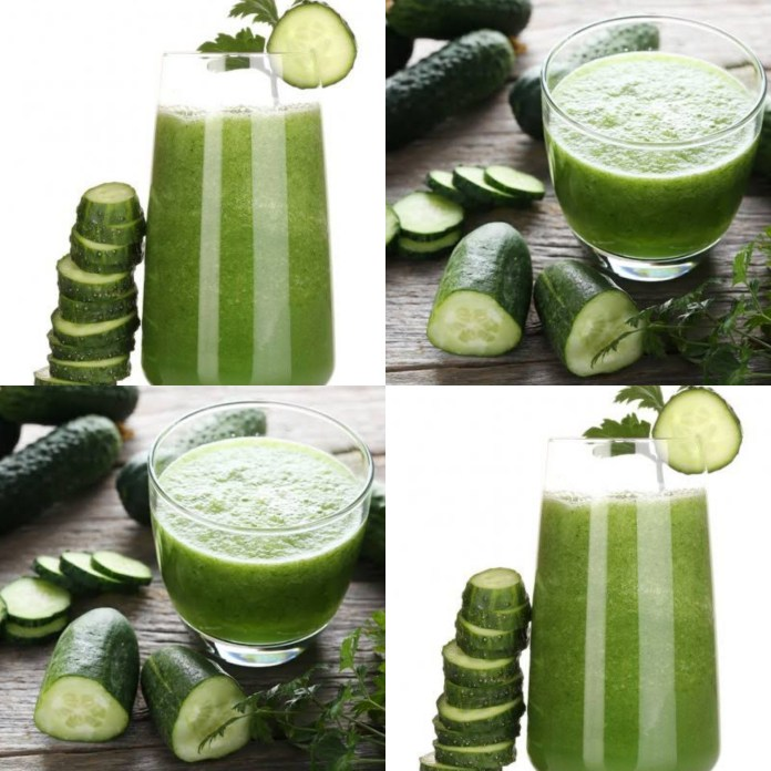 See Amazing 12 Benefits Of Cucumber Juice For Health And Skin