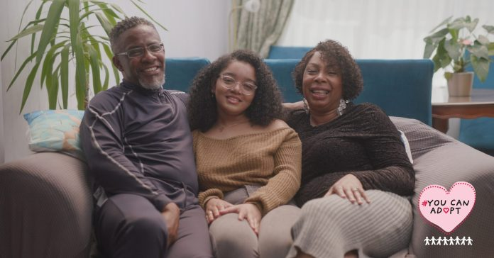 #YouCanAdopt Campaign Launches New Film Featuring Black Adoptive Parents [VIDEO]