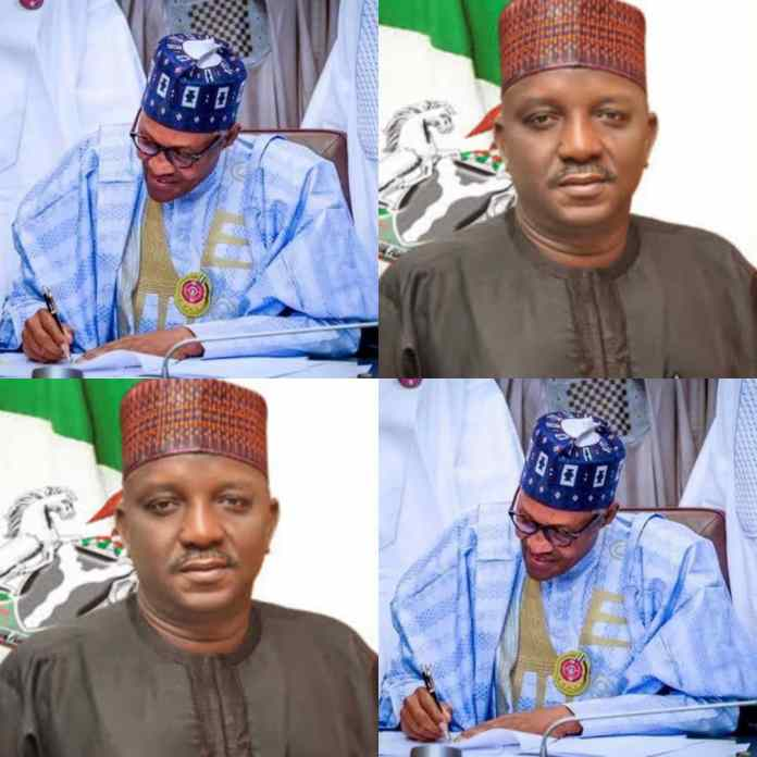 BREAKING: Minister Sale Mamman Reportedly Collapses After Buhari Sacked Him