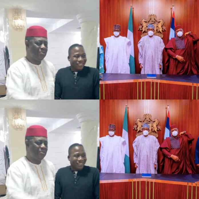 JUST IN: Sunday Igboho Bash FFK After Joining APC