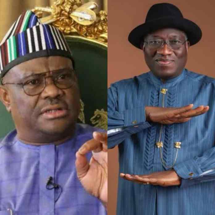 Governor Wike Reveals What He Will Do If Goodluck Jonathan Joins APC
