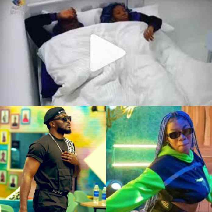 Pere And Angel Mocks Saga Over His Excitement To Leave #BBNaija After Nini -#JusticeForPere [VIDEO]