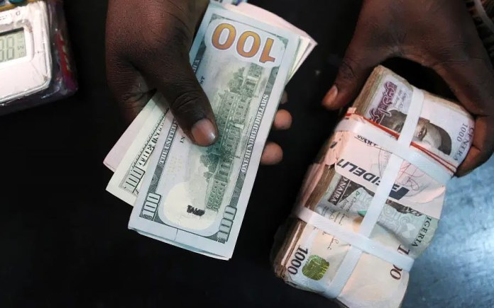US Dollar To Naira Exchange Rate Today 27 September 2021